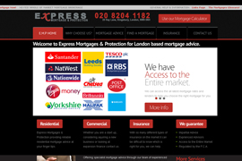 mortgage brokers and estate agents